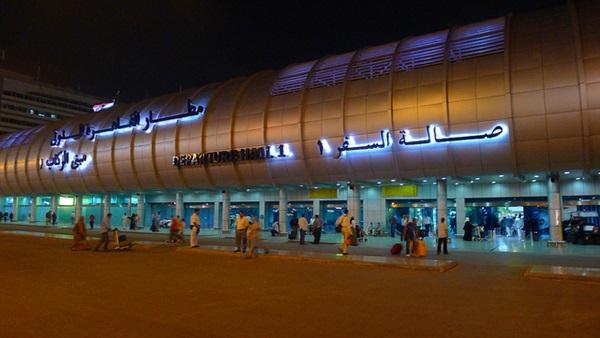 2400 سائح يصلون إلى مطار القاهرة على متن 32 رحلة جوية 973