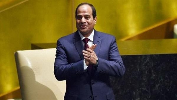 غدا..  الرئيس السيسي يشهد الاحتفال بالذكرى الأولى لافتتاح قناة السويس الجديدة 260