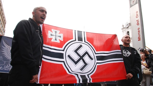 نتيجة بحث الصور عن النازيون الجدد