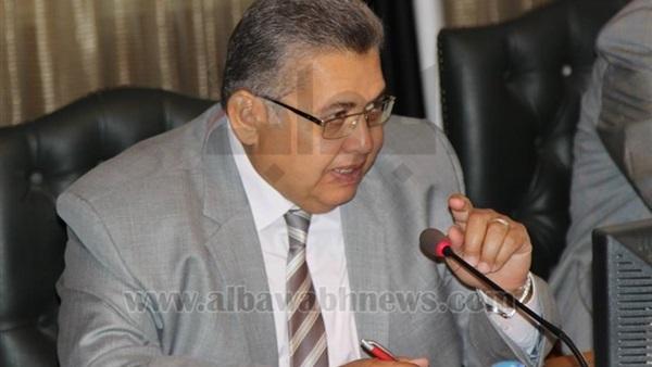"""الشيحي يلقي كلمة مصر بالاجتماع الوزاري لدول """"العشرين"""" بالصين"""
