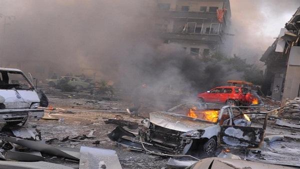 إصابة 5 في انفجار مكتب الحاكم الإقليمي في أضنة بجنوب تركيا