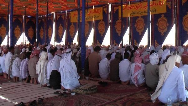 قبائل سيناء تعقد مؤتمرًا حاشدًا لتأييد الجيش في حربه ضد الإرهاب