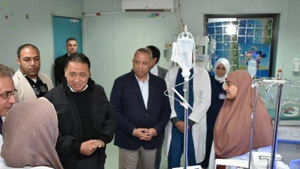 Image result for #عــــاجـل.. ارتفاع عدد الطلاب المصابين بتسمم في مدرسة العباسية