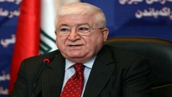 رئيس العراق: خلل في التنسيق مع التحالف.. والموصل تشهد كارثة إنسانية