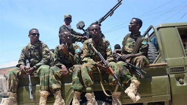الجيش الصومالى ينقذ 8 من أفراد طاقم هندى احتجزهم القراصنة كرهائن