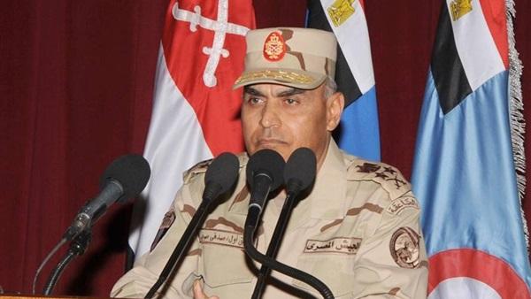 وزير الدفاع يصل الكاتدرائية لتعزية البابا في ضحايا تفجير الكنيستين