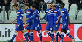 """اليوم.. """"تورينو"""" و""""سامبدوريا"""" في الدوري الإيطالي"""