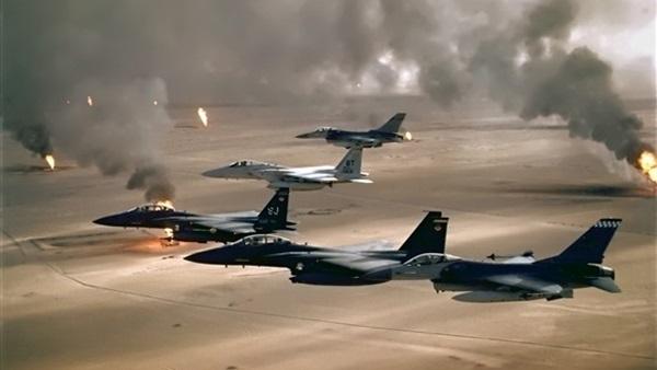 مقتل 14 من ميليشيات الحوثي وصالح في قصف غربي تعز