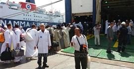 ميناء نويبع يستقبل 404 ركاب خلال 24 ساعة