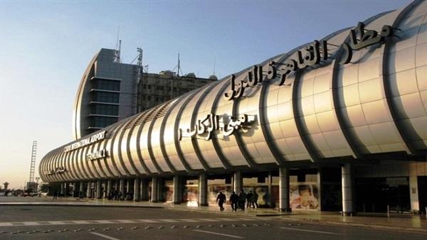 Image result for مطار القاهرة