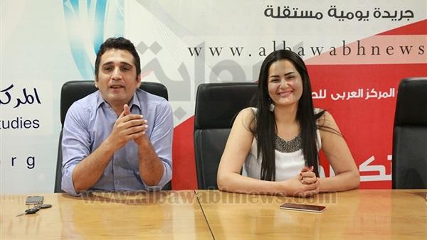 "سما المصري: ""نفسي اشتغل كوميدي"""