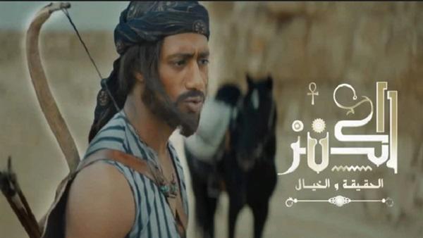 """محمد رمضان يحتفل بتخطي برومو """"الكنز"""" حاجز الـ2 مليون"""