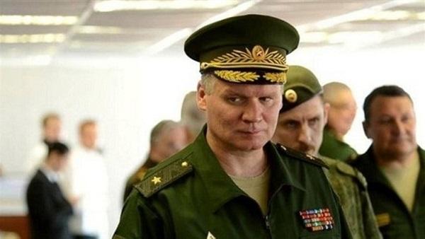 الجنرال إيجور كوناشينكوف