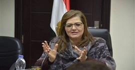 وزيرة التخطيط تتفقد محطة مياه ومستشفى البياضية بالأقصر