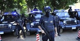 """""""الأمن"""" يلاحق عناصر إجرامية بطريق الواحات"""