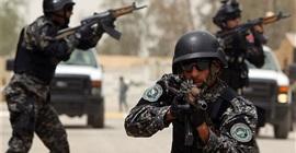 الشرطة العراقية تنفذ عملية تفتيش واسعة عن جيوب داعش في قرى شمال بعقوبة
