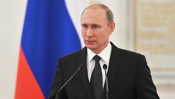 الرئيس الروسي، فلاديمير