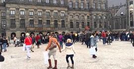 هولندا تحقق رقمًا قياسيًا جيدًا في عدد السياح خلال العام الماضي
