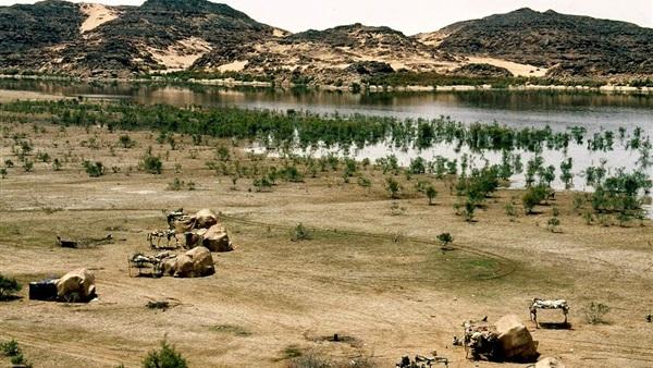محمية جبل علبة في حلايب