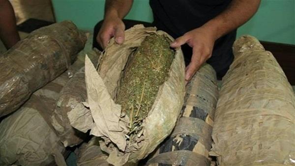 إحباط تهريب كمية كبيرة من مخدر الحشيش قادمة من لبنان بمطار القاهرة