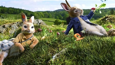 إيرادات Peter Rabbit
