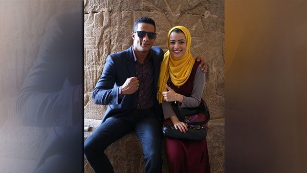 الفنان محمد رمضان