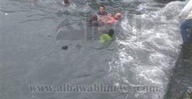 مصرع طالب غرقا بترعة المحمودية بالبحيرة