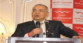"""غدا.. """"المصريين الأحرار"""" يدعو رؤساء الأحزاب لإفطار رمضاني في مقره الرئيسي"""