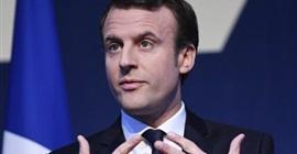ماكرون يدعو الشركات الفرنسية إلى ضخ المزيد من الاستثمارات في روسيا
