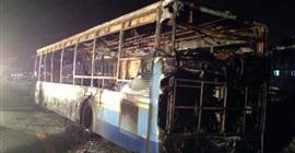ارتفاع عدد ضحايا تصادم حافلة بخزان وقود بباكستان إلى 20 شخصًا