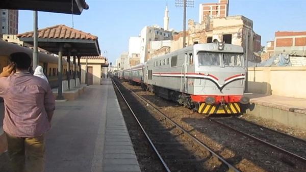 نتيجة بحث الصور عن قطار مطروح