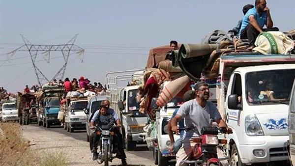 : الصليب الأحمر: 20 ألف عراقي يعودون من سوريا خلال أسابيع