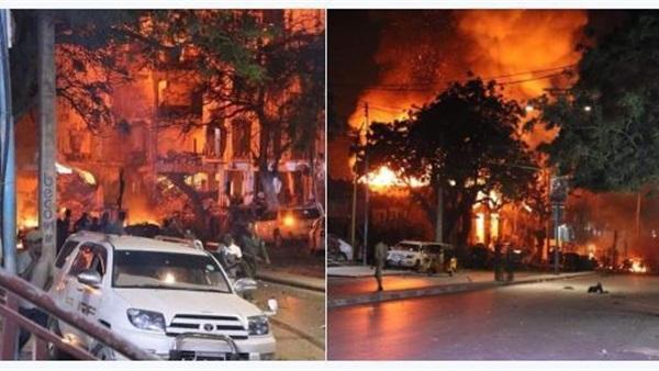 : ننشر أسماء منفذي الهجوم على فندق  مكة المكرمة  في مقديشيو
