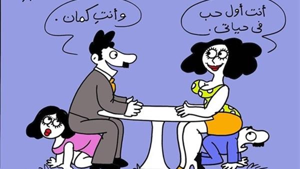 صور متنوعه عن كاريكاتير ضاحك جدا
