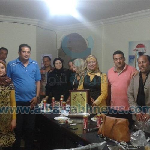 بالصور احتفالية لـمستقبل وطن بالدقهلية بفوز السيسي بالرئاسة