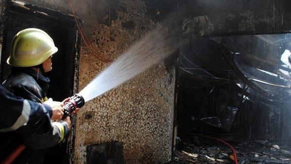 انفجار انبوبة بوتجاز فى فرشوط محافظة قنا وتؤدي الى اصابات 937