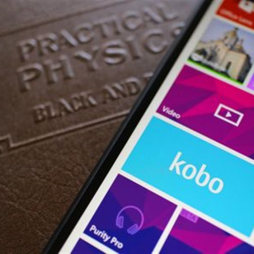 Kobo  تطلق تطبيقها على متجر هاتف ويندوز