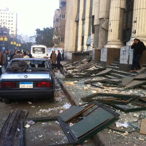 : 3 انفجارات و6 قنابل حصيلة صباح الذكرى الأولى للمعزول ولا يوجد ضحايا