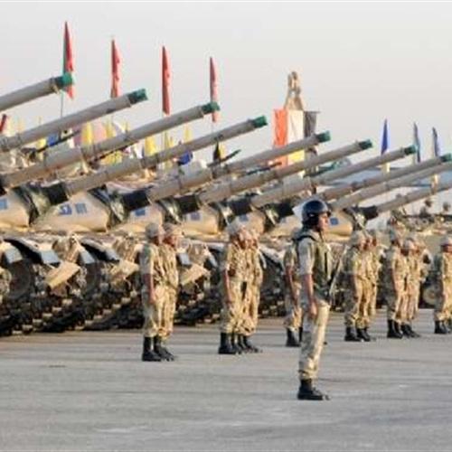 «خليجيون يحبون مصر» الجيش المصري قادر على دحر الإرهاب