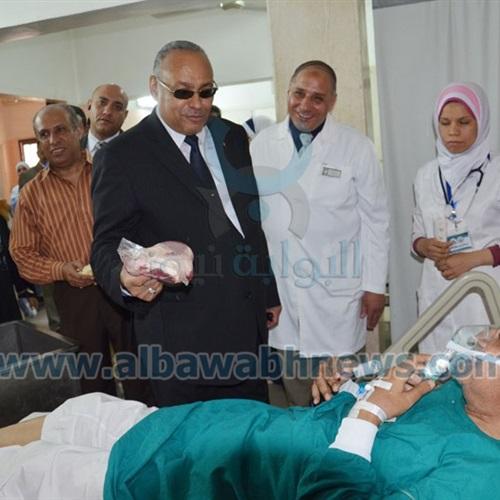 التشديد على مناوبات الأطباء وأطقم التمريض ببني سويف خلال العيد
