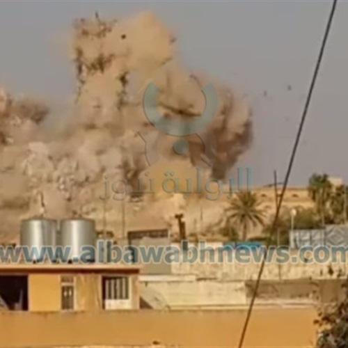 الحياة اللندنيةداعش يفجر مرقد النبي شيت في العراق
