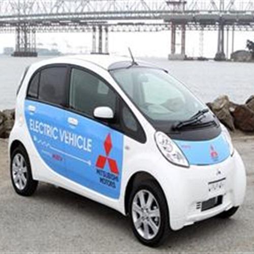 سيارة كهربائية رخيصة من إنتاج نيسان وميتسوبيشي