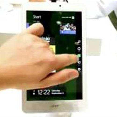 : بالفيديو.. سعر ومواصفات تابلت إيسر Iconia 8W