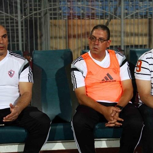 : حسام حسن: أشكر لاعبي الزمالك وأطالبهم باحترام جميع المنافسين