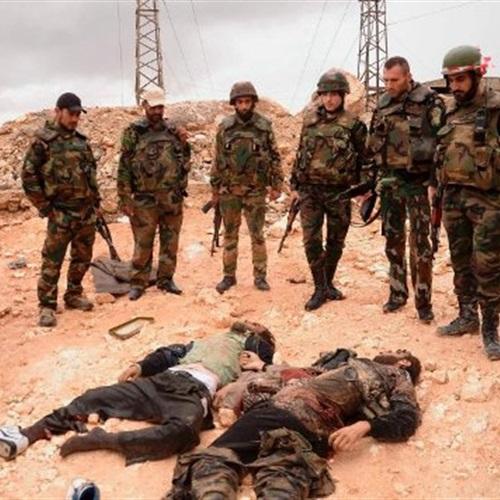 : الجيش السوري يوجه ضربات عسكرية  لداعش  في مناطق متفرقة
