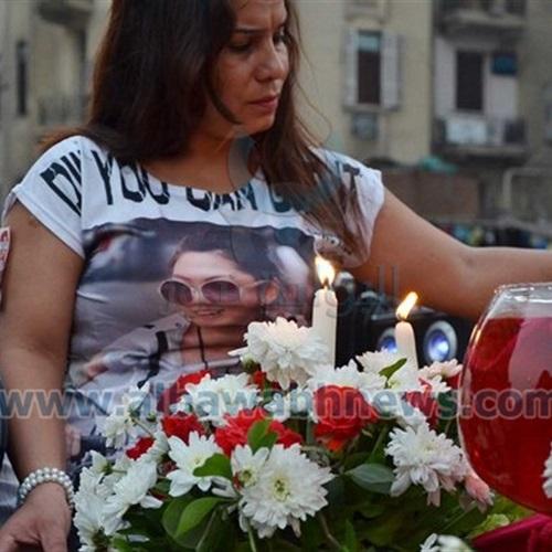 : اشتباكات في وقفة ذكرى أحداث ماسبيرو بسبب الهتاف ضد المجلس العسكري