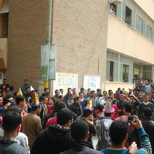 : وقفة صامتة لأساتذة 9 مارس بجامعة القاهرة الاثنين المقبل