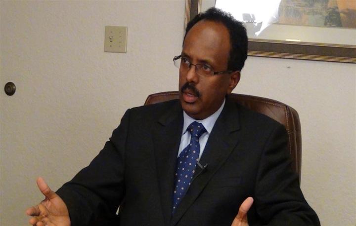 Somali President Mohamed