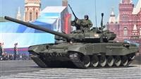 الدبابة الروسية