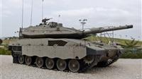 الدبابة الإسرائيلية